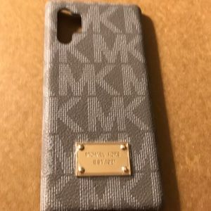 Case note 10plus Michael Kors